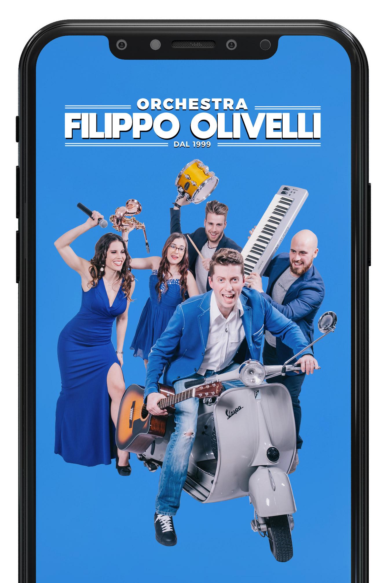 contatti filippo olivelli